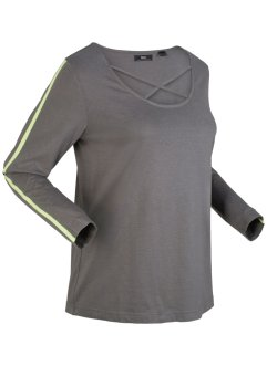 Sport-Shirt, langarm, bpc bonprix collection