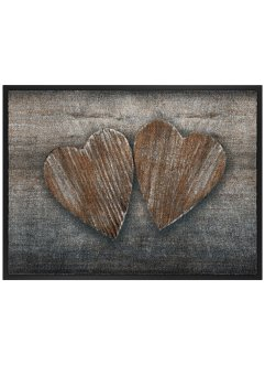 Tapis de protection motif cœur, bpc living bonprix collection