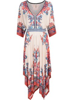 Kleid mit Bohoprint, BODYFLIRT boutique