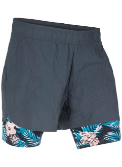 2in1 Funktions-Sport-Shorts, bpc bonprix collection