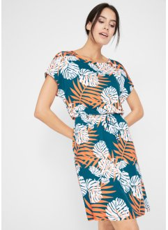 Kleid mit Bindeband, bpc bonprix collection
