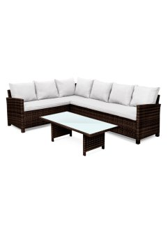 Salon de jardin lounge Paguera (Ens. 2 pces.), bpc living bonprix collection