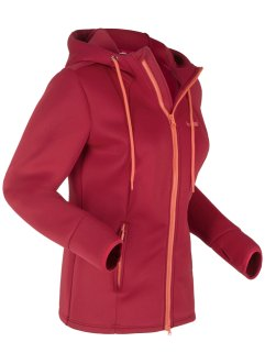 Scuba-Shirtjacke, Langarm, bpc bonprix collection