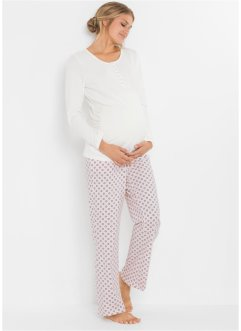 Pyjama d'allaitement en coton bio, bpc bonprix collection - Nice Size