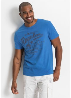2er Pack. T-Shirts mit Druck, bpc bonprix collection
