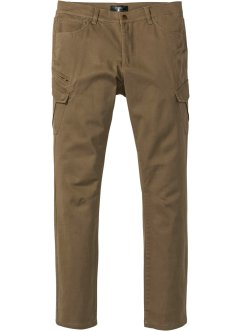 Pantalon cargo Slim Fit, bpc bonprix collection