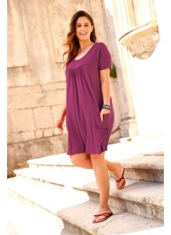 Jerseykleid, kurzarm, bpc bonprix collection