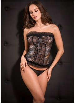 Top + String (2 tlg. Set), Venus