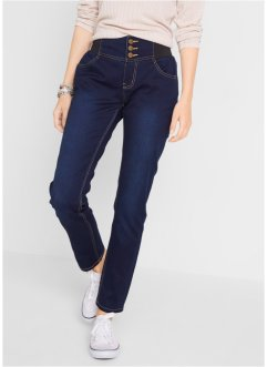 Power-Stretch-Jeans mit Stretchbund, Slim-fit, bpc bonprix collection