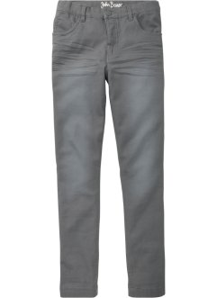 Pantalon twill, Slim Fit, John Baner JEANSWEAR