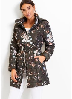 Parka mit Blumendruck, bpc selection