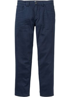 Pantalon 5 poches avec plis permanents, Regular Fit, bpc bonprix collection