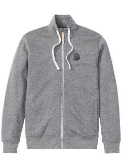Sweatjacke mit Stehkragen, bpc bonprix collection