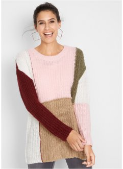 Maite Kelly Oversize- Pullover, bpc bonprix collection