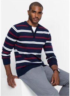 Pullover in Doppeloptik, bpc bonprix collection