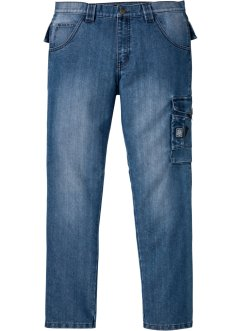 Cargo-Jeans aus robustem Denim, bpc bonprix collection