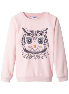 T-shirt en polaire peluche, bpc bonprix collection