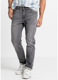 Regular Fit Stretch-Jeans, Straight, John Baner JEANSWEAR