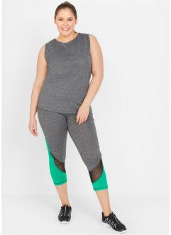 Top und Leggings (2-tlg.Set), Level 2, bpc bonprix collection