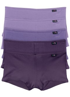 Lot de 5 shorties, bpc bonprix collection
