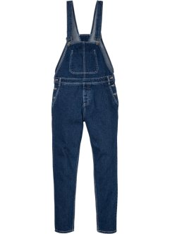 Salopette en jean Loose Fit Tapered, RAINBOW