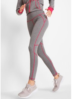 Legging de sport sculptant, niveau 1, bpc bonprix collection