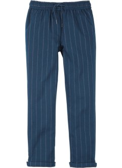 Flannelhose mit Nadelstreifen, bpc bonprix collection