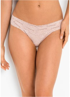 Lot de 2 tangas, BODYFLIRT