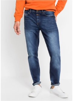 Regular Fit Stretch-Jeans, Tapered, John Baner JEANSWEAR