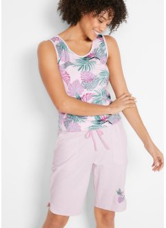 Sommerliche Top und shorts (2-tlg.Set), bpc bonprix collection