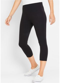 Capri-Leggings mit Komfortbund, 7/8 Länge, bpc bonprix collection