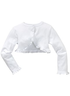 Boléro T-shirt fille, bpc bonprix collection