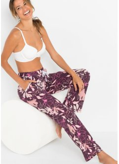 Pantalon de pyjama coton bio, bpc bonprix collection
