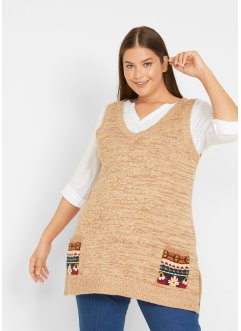 Pull sans manches, bpc bonprix collection