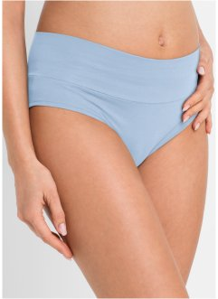 Umstands Panty aus Bio-Baumwolle (3er Pack), bpc bonprix collection - Nice Size