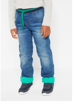 Jungen Thermojeans mit Fleecefutter, Regular Fit, John Baner JEANSWEAR