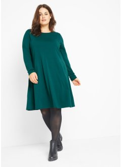 Jerseykleid aus Bio-Baumwolle, bpc bonprix collection