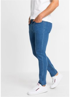 Jean extensible Regular Fit avec coton bio, Tapered, RAINBOW