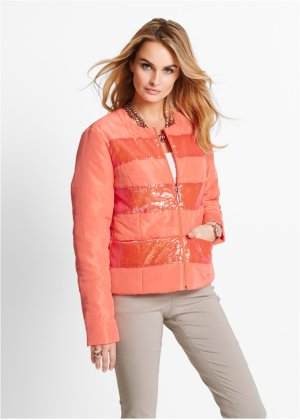 Steppjacke mit Pailletten, bpc selection