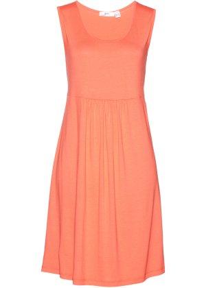 Bonprix kleid orange