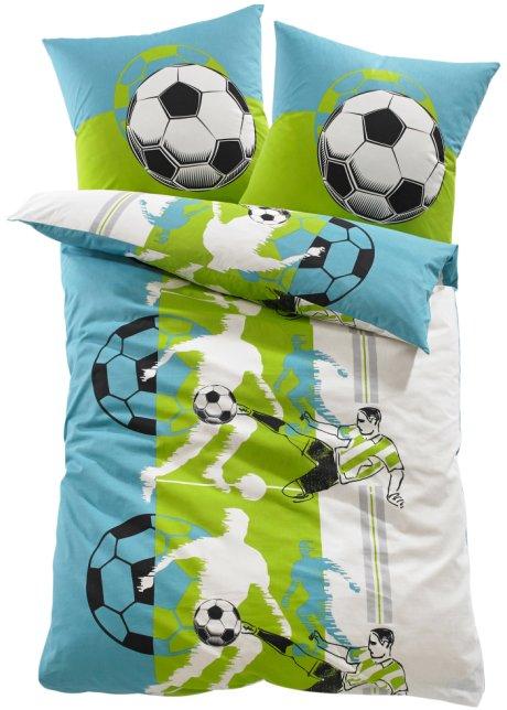 Sportlich Einschlafen Mit Der Bettwäsche Fußball Ideal Fürs
