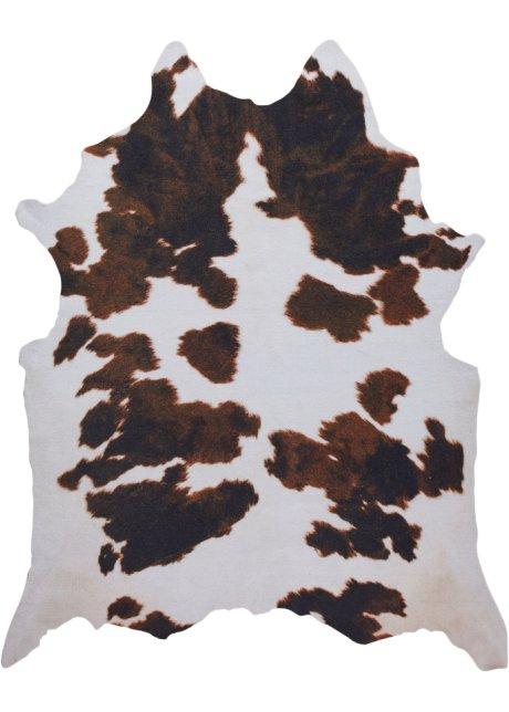 Tapis peau de vache synthétique marron - Maison - fr.bonprix.ch