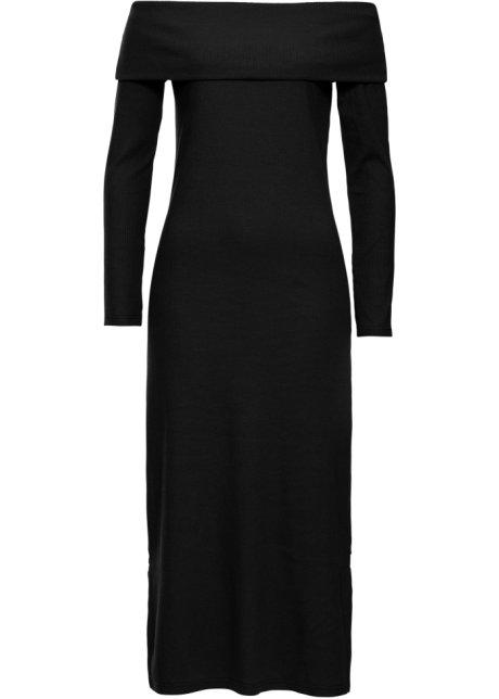 Kleid schwarz bonprix