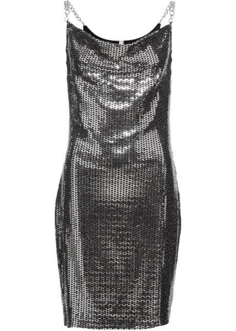 Kleider silber Größe 44/46 Bodyflirt Partykleid kk-split.com