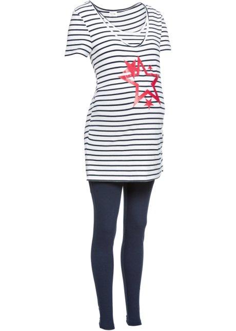 new product b0686 9f32f Schöner Still-Schlafanzug mit Leggings