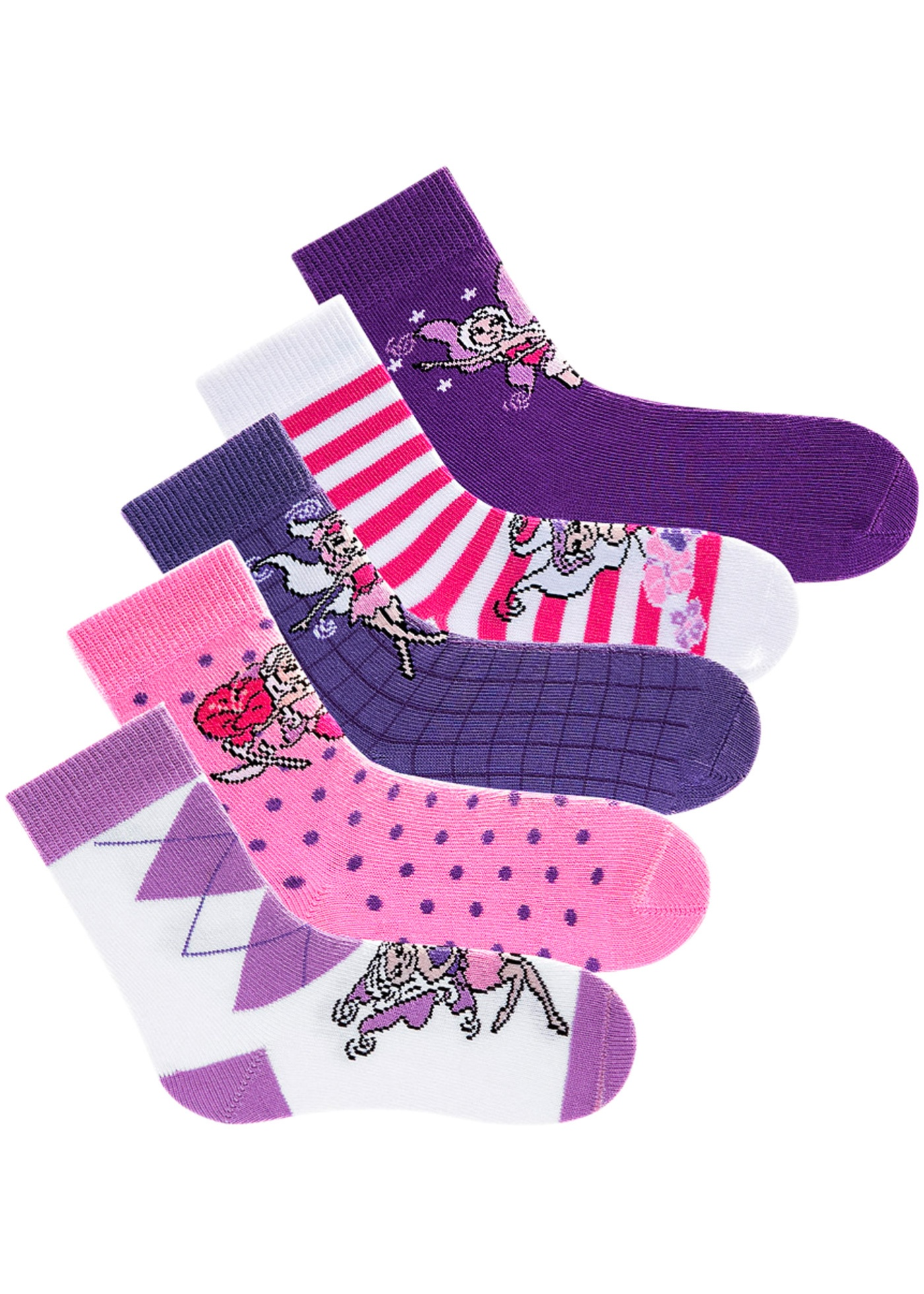 GO IN Socken (5er-Pack) - (19/22)