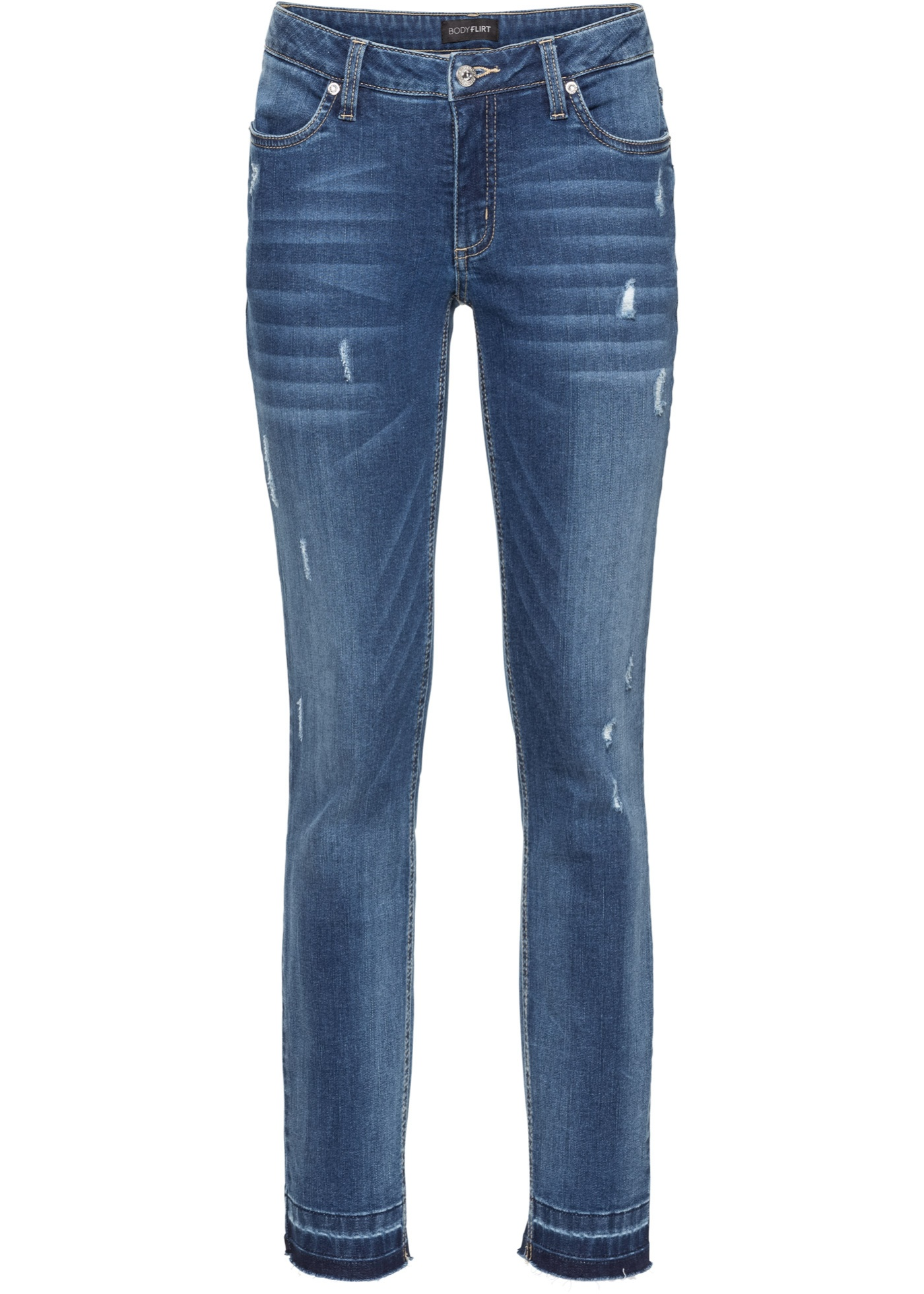 Image of 7/8-Skinny-Jeans