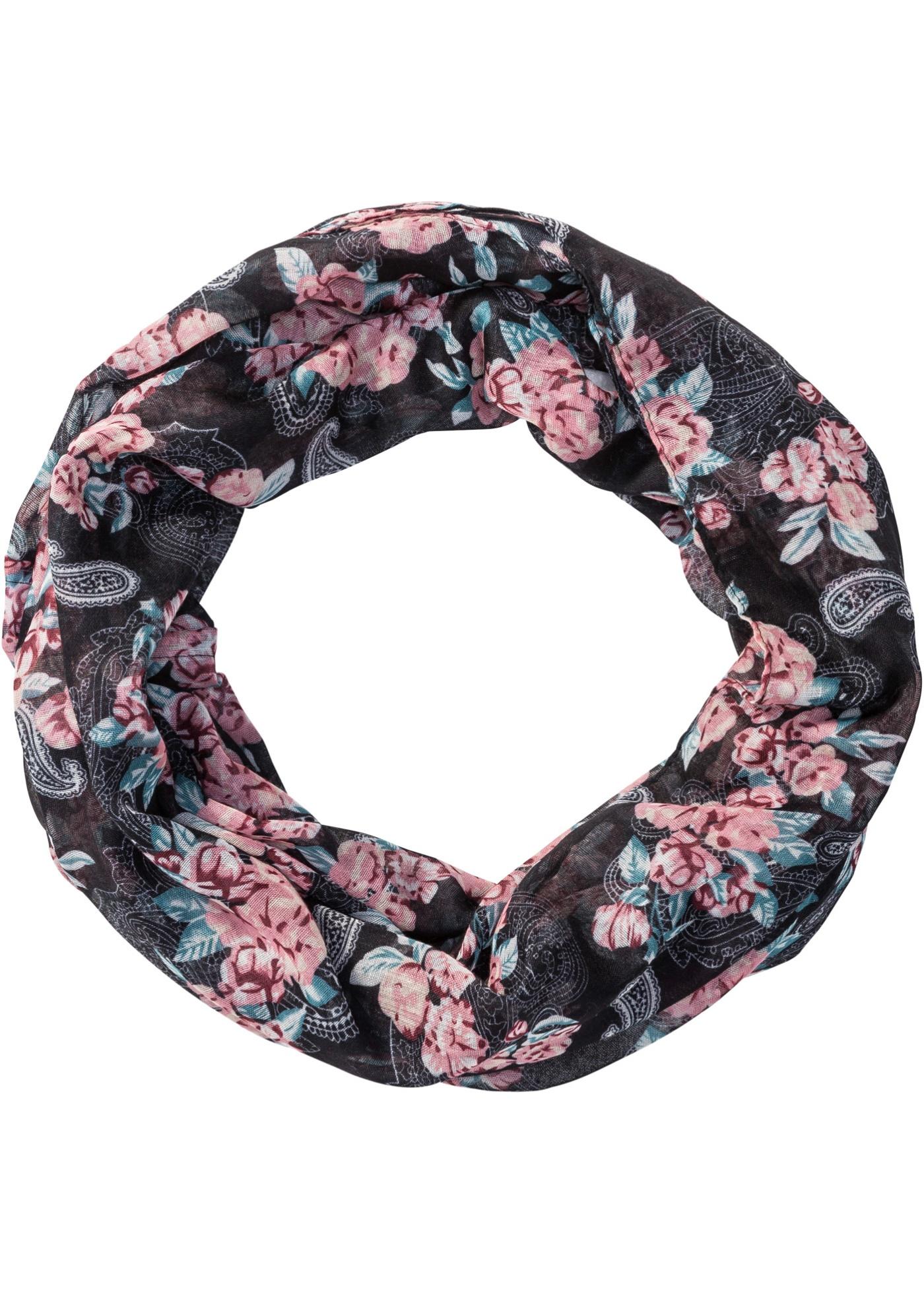 Loop mit Blumen - ()