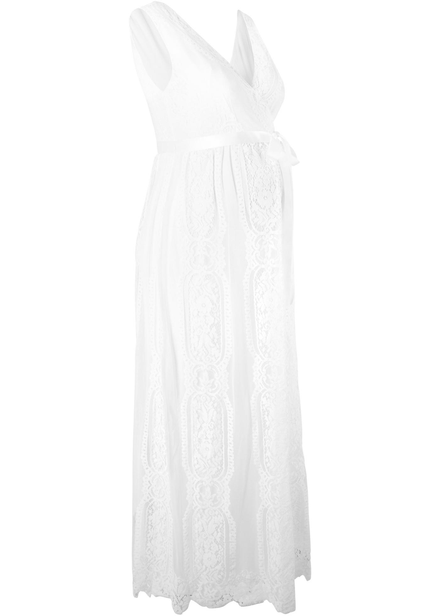 Umstands-Hochzeitskleid / Festliches Umstandskleid