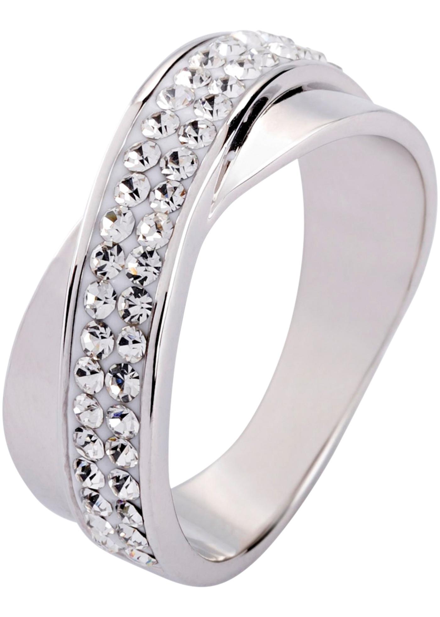 Image of Ring veredelt mit Swarovski® Kristallen